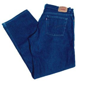 Levi Strauss & Co Jeans Womens 16 L MIS Low Rise L